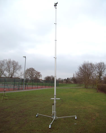 Hi Cam Telescopic Sportsmast
